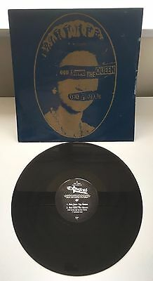 """The Sex Pistols God Save The Queen + Extended Mix 