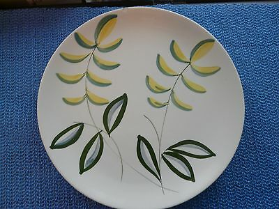 Blue Ridge Pottery Plate Kismet Cute Southern Decorative Collectible Deal