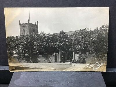 Church Kirk Aberdeenshire West End Series Postcard, Shaw & Son ,