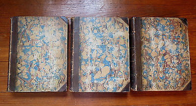 WAR FOR THE UNION - CIVIL MILITARY NAVAL - EVERET DUYCKINCK 3 VOLS. 1860's