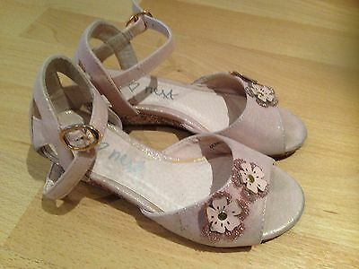 Girls Pink Sandal Next shoes Size 9 infants size­­