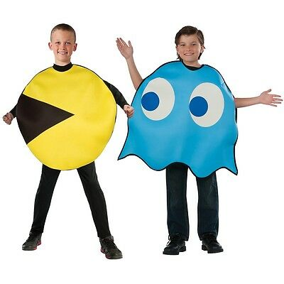Pac-Man Costume Kids Halloween Fancy Dress