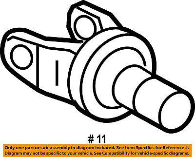FORD OEM CARRIER Front Axle-Universal Joint U-Joint Yoke