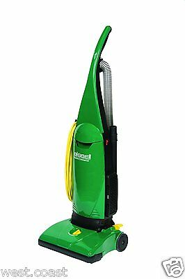 New Bissell BigGreen Upright Vacuum BGU1451T Pro PowerForce Bagged Heavy Duty