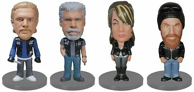 Sons Of Anarchy S.o.a Bobble Heads!! Hell Yeahh