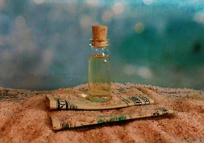 FAST MONEY Potion Ritual Oil Anointing Oil Elixir Spell Oil ~ Wicca Witchcraft