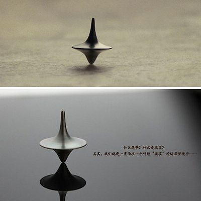 Metal Stainless Totem Exquisite Kids Between Balance Alloy Top Silver Spinning