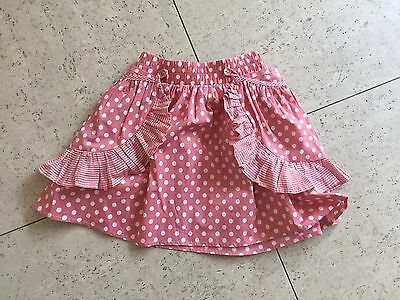 PAPERWINGS PAPER WINGS Girls Skirt.  Size 8  AS NEW