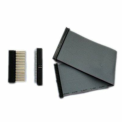 Generic 40 Way GPIO Ribbon Cable with 2x20 Pin Stackable and Shrouded Header Set