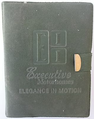 Executive RV Motorhomes Elegance In Motion deck playing cards – in original case