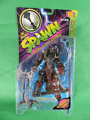 McFarlane Spawn - Viking Spawn brown -- MOC - NOS