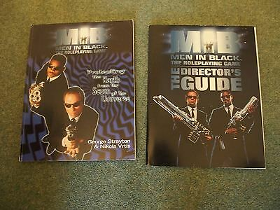 Men in Black roleplaying game + The DIrector's Guide