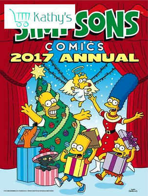 The Simpsons - Annual 2017 (Annuals 2017)