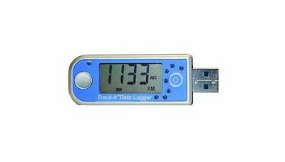 Monarch 5396-0102 Track-It Temperature LB Logger with Display and Long Life