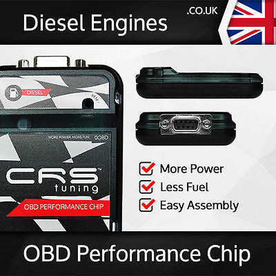 Crs Tuning - Diesel Performance Chip Power Tuning Box (0Obd) - Jaguar