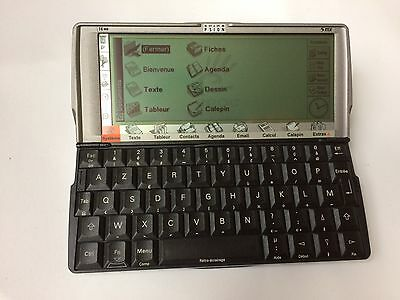 RARE Vintage - PSION 5 MX handheld PDA - Grade A - 16 MB compact flash - stylus