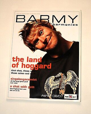 Barmy Harmonies; The Barmy Army Guide To The 2006/2007 Ashes Tour Of Australia