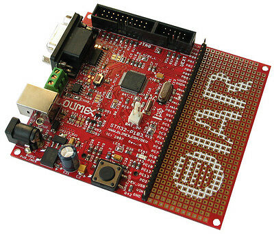 Olimex GD32-P103 Gigadevices GD32 variant of STM32-P103