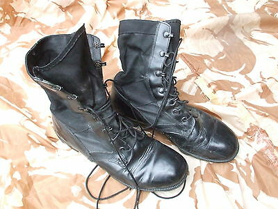 US/British Army JUNGLE BOOTS - Wellco - size 10 - Excellent Condition