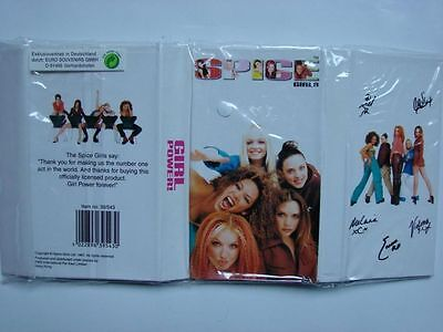 Spice Girls notebook + diary + adresses brand new official licensed 1997 rare