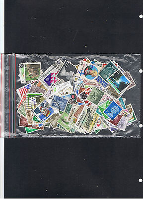 150 Commonwealth & World Stamps All Different.used. Lot Dwm96