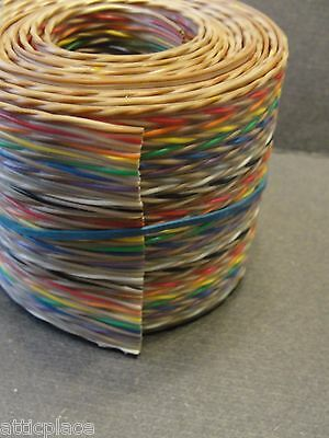 """32 TWISTED PAIRS FLAT RIBBON CABLE-6x18"""""""