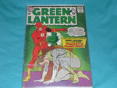 Green Lantern _ No 20# 1964 Iconic Issue Featuring The Flash ***