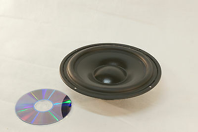 """Morel MW-220 8"""" drive units for High Fidelity speaker system - 1 pair"""