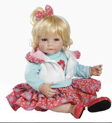 Adora BABY GIRL PLAY DOLL TICKLED PINK   EU Safety marked