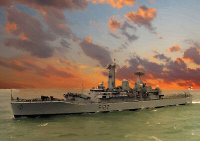 Hms Penelope - Hand Finished, Limited Edition (25)