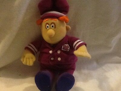 Engie Benjy Pilot Pete Character  Soft Toy 9 Inches beanie