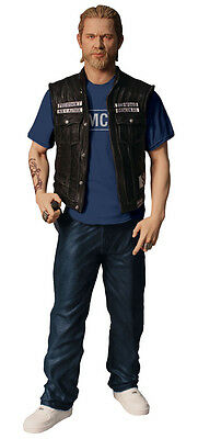 SONS OF ANARCHY JAX TELLER SAMCRO Shirt Version 15cm Figur NEU+OVP Jackson