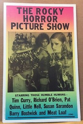 Rocky Horror Picture Show Movie Poster (14x22)