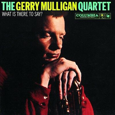 Gerry Mulligan - Whai Is There To Say+++2 LPs 180g+++45rpm +ORG 111+++NEU+++OVP