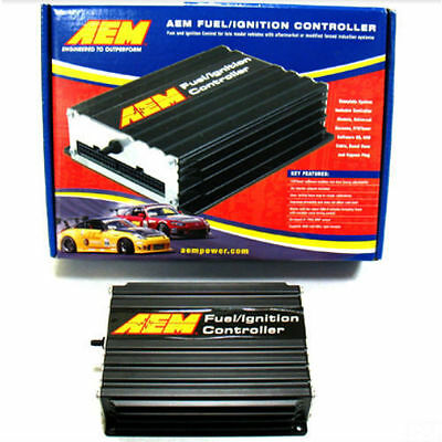 Universal Fit AEM STYLE 30-1910 FIC 6-Channel Fuel Ignition Controller Piggyback