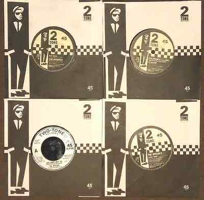4 Two Tone Records The Specials