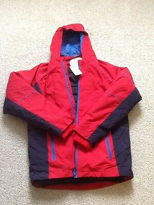 BNWT M&S Boys 3-in-1 Ski Jacket - Size 13/14