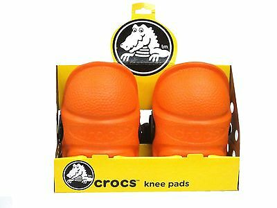 New Crocs Knee Pads