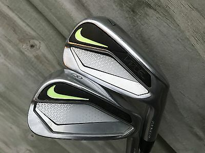 Nike Vapor Pro Combo 4-Pw Irons Golf Dynamic Gold S300 Stiff Flex Steel