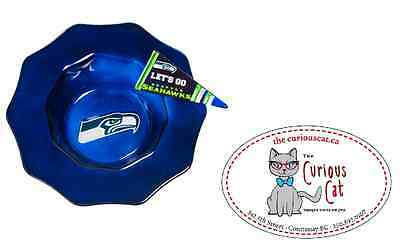 Seattle Seahawks Glass Bowl & Charm in Canada 250-897-0107