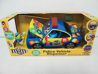 M&M's Police Vehicle Dispenser