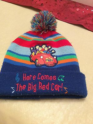 Wiggles Bobble Hat - Must Have This Winter For Any Wiggles Fan