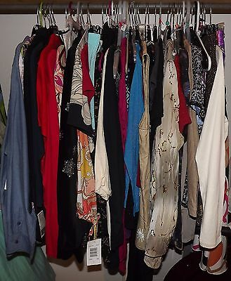 NEW WOMENS CLOTHING WHOLESALE 50 Pc. LOT Plus Size Lane Bryant Assorted Brands
