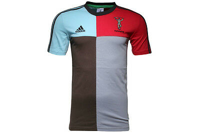 adidas Harlequins 2015/16 Off Field Quarter Rugby