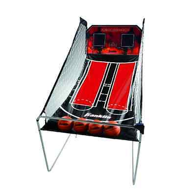 Franklin Sports Dual Hoops Rebound Pro Indoor/Outdoor Arcade Game Brand New