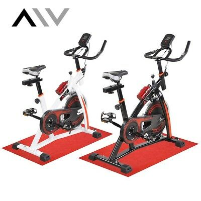 Commercial Spin Bike - Cardio Exercise Fitness Gym Workout Home Pulse Monitor