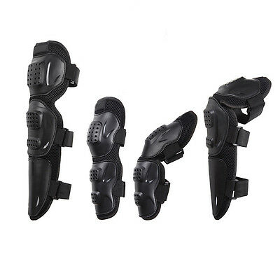 4pcs Elbows Knees Protective Pads Guard Protector For Skating Motorcycle HS