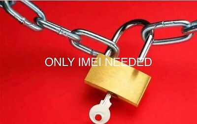 Iphone 4 4S 5 5S 5C 6 6 Plus Uk Vodafone Official Unlock (Clean Imei Only)