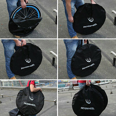MT Mountain Road Bike MTB Wheel Bag Wheelset Bag Transport Pounch Carrier XC