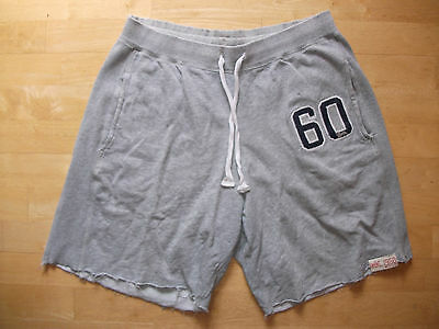 Mens Lonsdale Track Shorts size 32 Grey